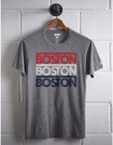 Tailgate Men's Boston Repeating T-Shirt