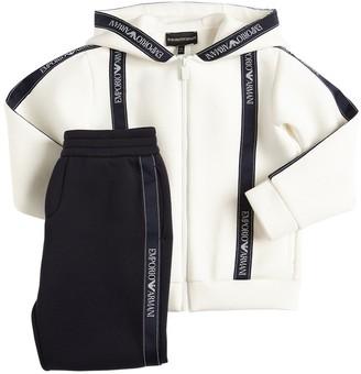 Emporio Armani Jersey Sweatshirt & Sweatpants