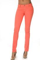 Overdye Super Skinny Zipper Jean