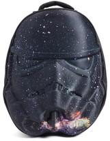 Star Wars Boy's Galaxy Molded 3D Trooper Backpack - Grey