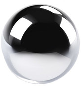 Global Views Steel Ball Decorative Accent Sculpture