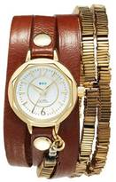 La Mer Highline Wrap Watch