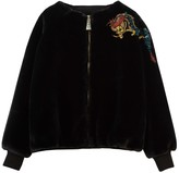 Dragon Optical Black Jacket