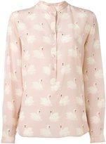 Stella McCartney 'Eva' crepe shirt