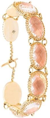 Larkspur & Hawk Lily Bellini Foil bracelet