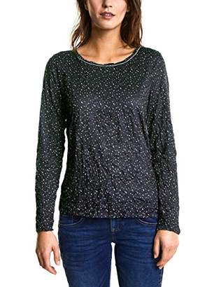 Street One Women's 312888 Longsleeve T-Shirt,6