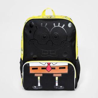 """Nickelodeon pongeBob 16"""" Kid' Backpack"""