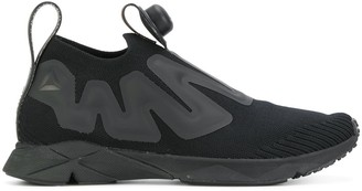 Reebok Knitted High Top Sneakers