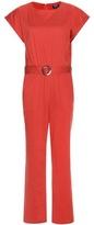 A.P.C. Stretch-cotton jumpsuit
