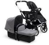 Bugaboo Donkey Mono Complete Stroller in Grey Mélange
