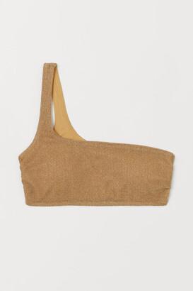 H&M Padded Bikini Top - Beige