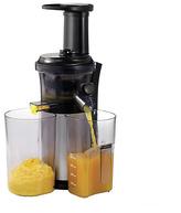 Morphy Richards 404001 Easy Juice Juicer - Black/Silver