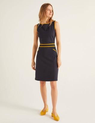 Sabrina Ponte Shift Dress
