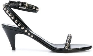 Saint Laurent Studded 60 Sandals