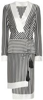 Etro Silk wrap dress