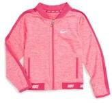 Nike Sport Essentials Dri-FIT Jacket (Little Girls)