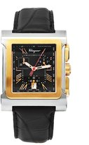 Salvatore Ferragamo Men's F58LCQ9509S009 Palagio Alligator Chronograph Dial Watch