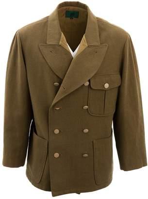 Gaultier Junior Khaki Wool Jackets