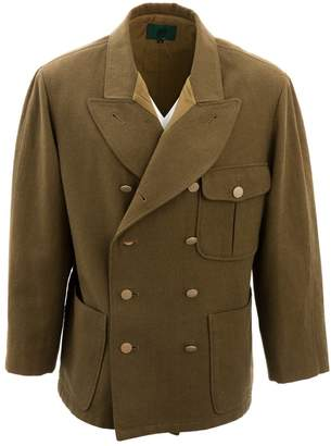 N. Gaultier Junior \N Khaki Wool Jackets