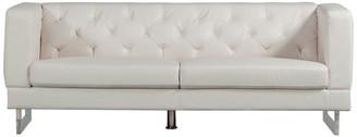 VIG Furniture Divani Casa Windsor Modern Tufted Eco-Leather Sofa