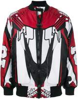 Kokon To Zai Motocross bomber jacket