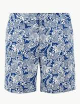 M&S CollectionMarks and Spencer Quick Dry Printed Swim Shorts