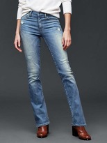 Gap STRETCH 1969 perfect boot jeans