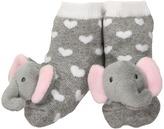 Mud Pie Gray Grandma Favorite Bib and Sock Set Girls Shoes