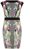 Dorothy Perkins Floral lace tulip dress