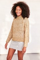 Silence & Noise Silence + Noise Easton Mock Neck Sweater