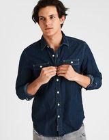 American Eagle Outfitters AE Denim Workwear Shirt