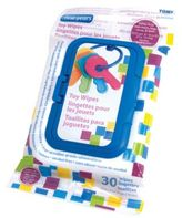 Tomy The First YearsTM by On-The-Go 30-Count Toy Wipes