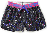 Under Armour Big Girls 7-16 Printed Play Up Shorts