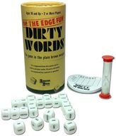 University Games Dirty Words Crossword Puzzle Game by