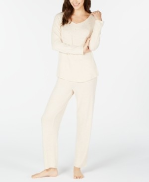 Charter Club Rhinestone Pajamas Set, Created for Macy's