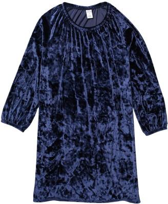 Harper Canyon Plush Velvet Dress