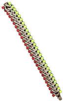 Dannijo Crystal Chain Bracelet