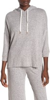 Donna Karan Hooded Top