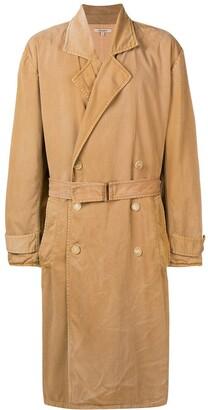 Yeezy Season 6 trench coat