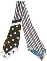 Marni multi print scarf