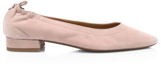 Aquatalia Pilara Suede Pumps