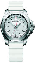 Victorinox Women's I.N.O.X Date Rubber Strap Watch