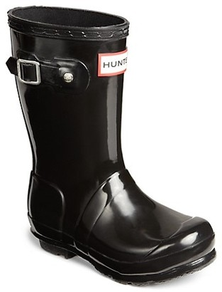 Hunter Girl's High Gloss Original Tall Rain Boots