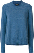 Isabel Marant Denver sweater - women - Polyamide/Camel Hair/Wool - 38