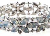 Oasis Rhodium Opal Bracelet