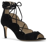Louise et Cie Havra – Lace-up Heeled Sandal