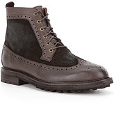 Polo Ralph Lauren Men's Nickson Leather & Suede Lace-Up Boots