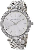 Michael Kors MK3190 Women's Parker Stainless Steel Watch w/ Crystal Accents