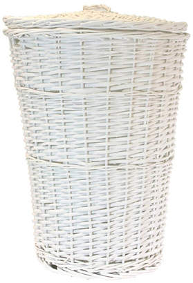Redmon Round Willow Hamper with Matching Lid