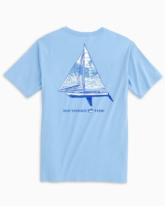Southern Tide It's All in the Sails T-Shirt
